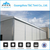 2000 Pessoas Ao Ar Livre Big Temporary Aluminum Frame Warehouse Tent Building with PVC Fabric