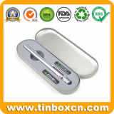Lápiz de estaño rectangular para niños, el Lápiz tin box