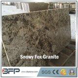 Проступь гранита Fox G874 Snowy для плитки лестницы виллы и пола гостиницы