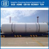 ASME kälteerzeugender flüssiger Sauerstoff CO2 Stickstoff-Standardsammelbehälter