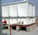 Serbatoio di acqua di prezzi più bassi SMC /FRP /GRP della fabbrica