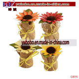 Flores de boda flor decorativa Girasoles Decoracion (G8095)