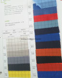 Rasterfeld-antistatisches Polyester-Futter-Gewebe 100% des Polyester-Taft-210t