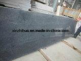 Telha/laje/bancada escuras naturais do granito do cinza G654 de China Padang