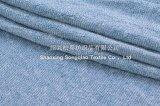 新製品のヤーンによって染められるフランネルの羊毛ファブリック/毛布