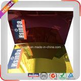 Enduit rouge de poudre de peinture d'acier inoxydable de peinture de jet d'effet de miroir de colorant de sucrerie