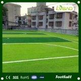 Césped artificial del fútbol del balompié profesional de la fábrica de la hierba con buen precio