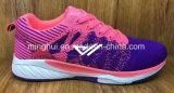 Puissance de conception nouvelle sport chaussures running, dernière conception de l'exécution des chaussures de sport