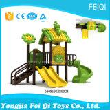Cour de jeu extérieure d'enfants neufs de modèle de Feiqi
