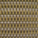 Стены из нержавеющей стали шторки декоративные проволочной сеткой