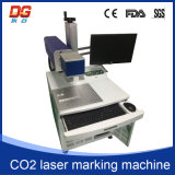 Máquina caliente del CNC de la marca del laser del CO2 de la venta 100W para el plástico