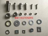 Noix DIN985 d'acier inoxydable