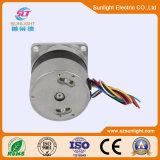 Amplamente usado 57mm 24V 48V DC BLDC eléctrico do motor sem escovas