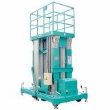 elevatore idraulico mobile di altezza di lavoro di 22m per il di gestione esterno