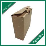 싼 관례에 의하여 인쇄되는 물결 모양 상자