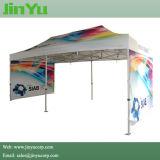 3*4.5mの頑丈なカスタムによってはテントが現れる