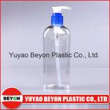 300ml de Plastic Ovale Fles Ellipe van het huisdier met de Pomp van de Lotion (ZY01-A011)