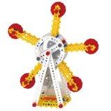 des Rad-1488714-Ferris Fernsteuerungs-RC Blöcke Block-des Installationssatz-stellten Ausbildungs-kreatives Spielzeug 88PCS - die gelegentliche Farbe ein