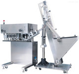 Double machine de remplissage principale avec la machine recouvrante