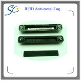 堅いプラスチックISO18000-6c UHFの反金属RFIDの札