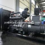 gerador industrial Water-Cooled do diesel do uso do motor de 180kw/225kVA Shangchai