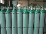 serbatoi di ossigeno d'acciaio 20lbs/13.4L (OD=159mm)