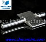De metal de moldeo por inyección de piezas de maquinaria para Vane anillo de toberas