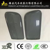 Titular gris Pantalla de coches Accesorios Decoración Luz Proteger Luz