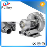 Pompe à membrane pneumatique à commande pneumatique et pneumatique