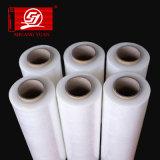 Película de alongamento de plástico Jumbo Rolls Pallet Wrap Film 25myx500mm