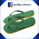 Mens Flip флоп летом пляж сандалии резиновые шлепанцы