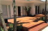 Decking exterior de la madera dura de la teca del fabricante de Foshan