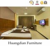 フォーシャンの顧客用木のホテルの寝室の家具(HD412)