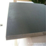 Matériau en aluminium de nid d'abeilles de structure en nid d'abeilles (HR697)