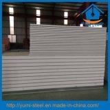 Панели сандвича металла крыши/стены изоляции пены EPS цвета стальные
