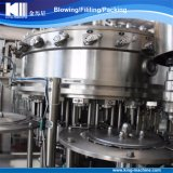 회전하는 유형 탄산 음료 채우는 생산 기계