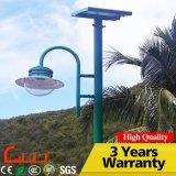 Lámpara ligera solar del jardín impermeable de IP65 15W los 4m