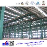 Estructura de acero de la alta calidad del ahorro de costes