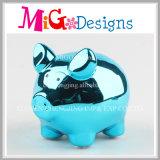 De gekleurde Muntautomaat van de Bank van het Geld van het Ontwerp Ceramische Voor Jonge geitjes