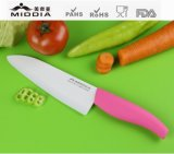 Gift van Ceramisch Mes, het Mes van de Chef-kok van de Keuken 6.7inch