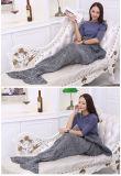 Knitted Sea-Maid Sea-Maiden Maillot de sirène pour enfants et adultes