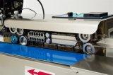 Máquina contínua automática da selagem da faixa do aferidor