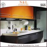 N & L gabinete de cozinha italiano Oceanian do estilo com projeto livre