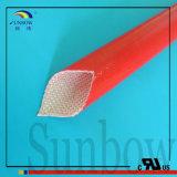 Tubo di vetro della fibra del poliuretano del codice categoria F di Sunbow 155 C per l'isolamento del collegare