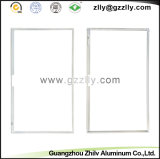 Golden Aluminium Profile Acessórios TV Frame for Building Material