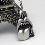 Ювелирные изделия способа ожерелья людей личности привесные Titanium стальные