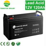 Batterie solaire à l'acide plomb 12V 120ah à faible prix