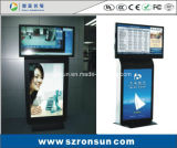 55inch Floor Standing Full HD Touch Screen LCD Publicidade Display