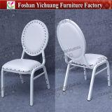 Грациозные Фантазии из белой кожи используется отеля Банкетный стул для продажи (YC-ZL162)