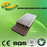 Revestimento do Decking da alta qualidade WPC do baixo preço